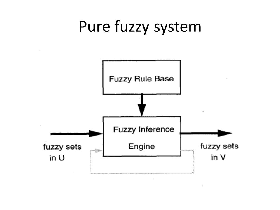Pure fuzzy system