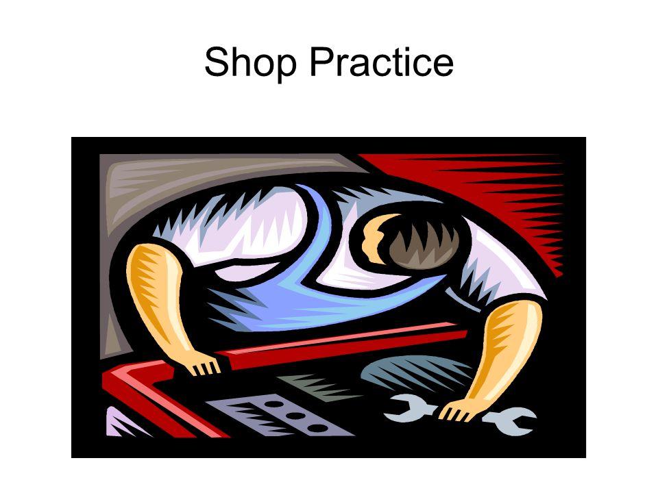 Shop Practice