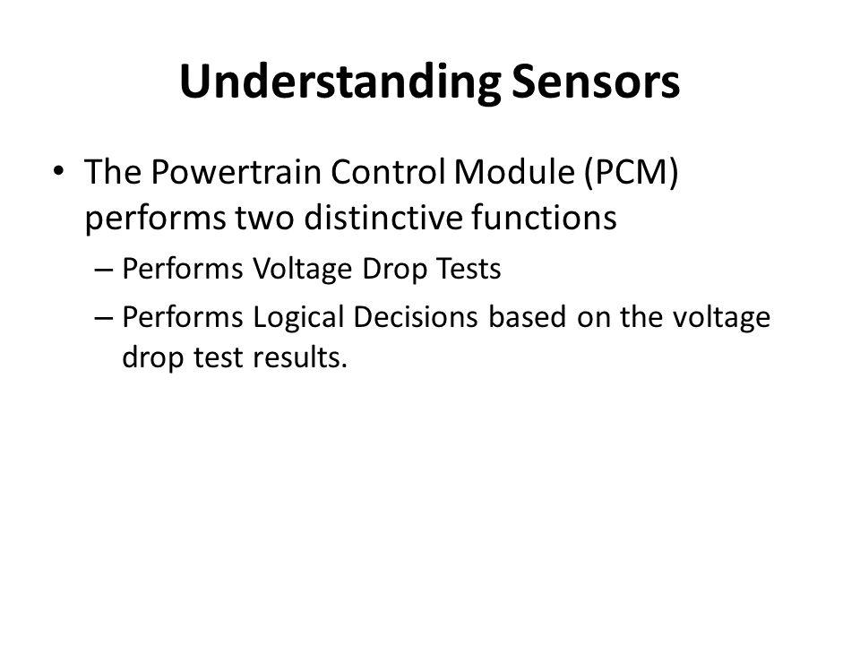 Understanding Sensors