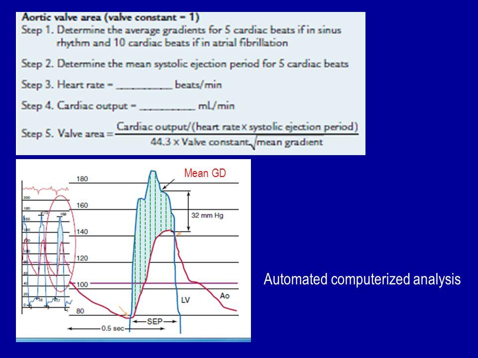Automated computerized analysis