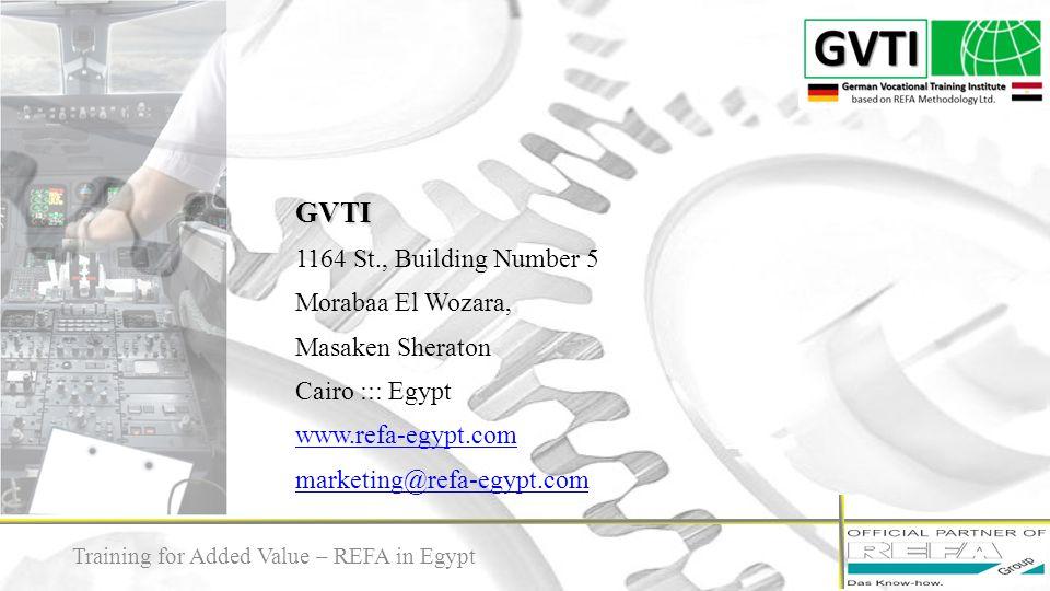 GVTI 1164 St., Building Number 5 Morabaa El Wozara, Masaken Sheraton