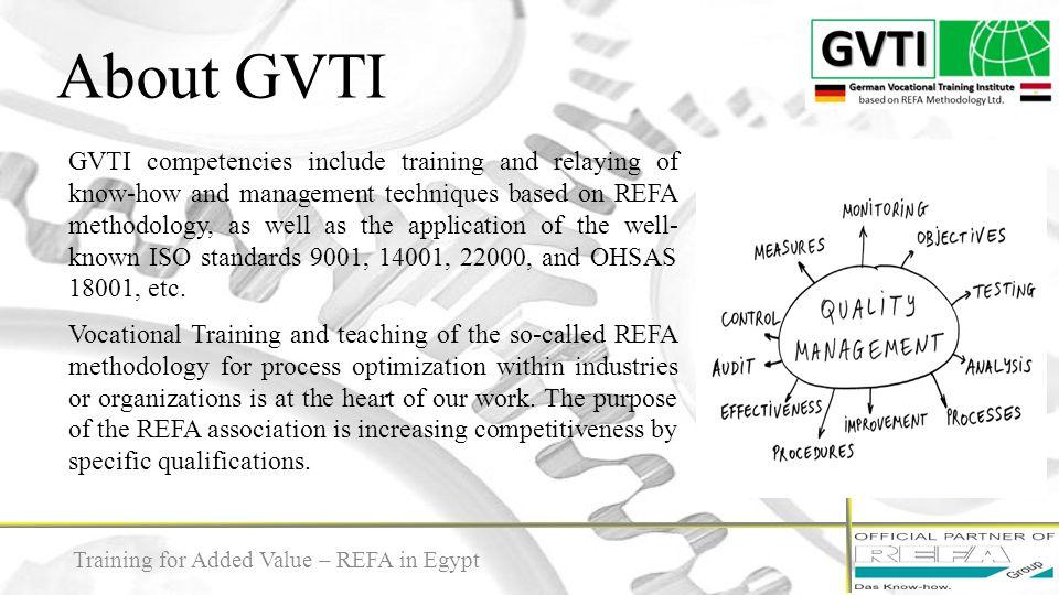 About GVTI