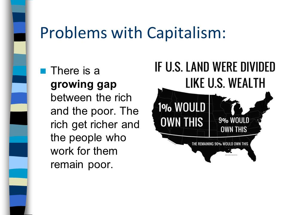 Problems with Capitalism: