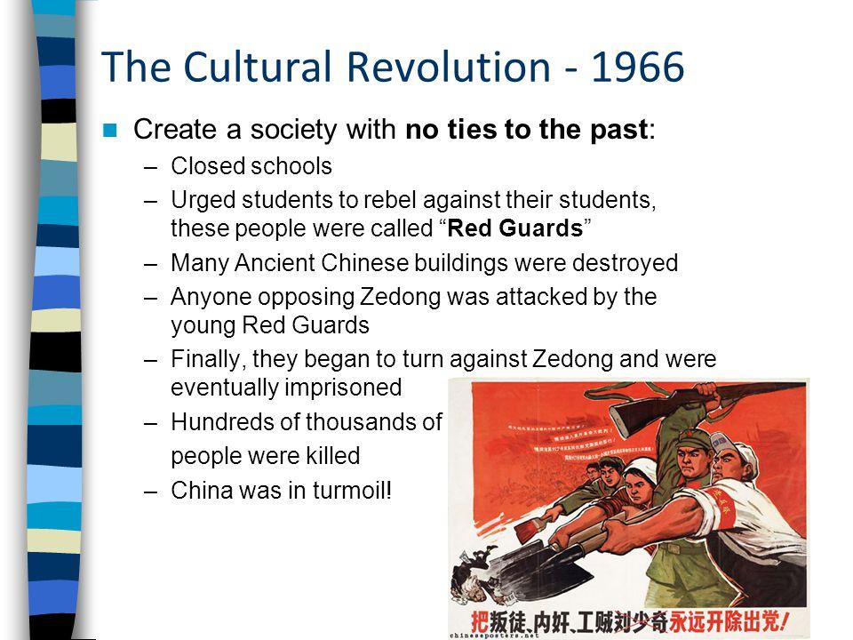 The Cultural Revolution - 1966