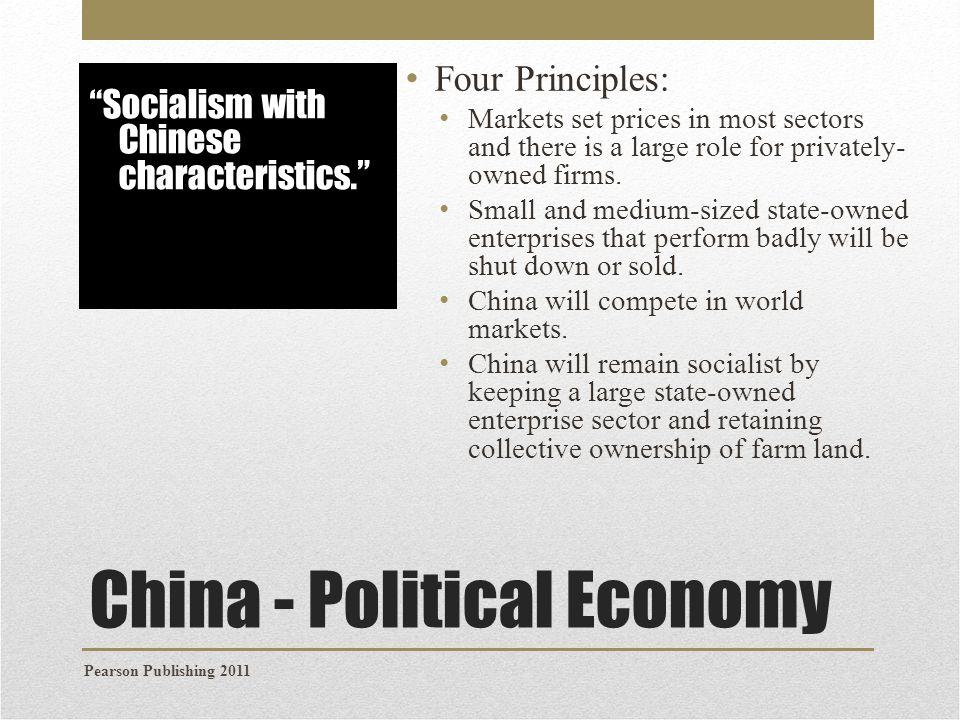 China - Political Economy
