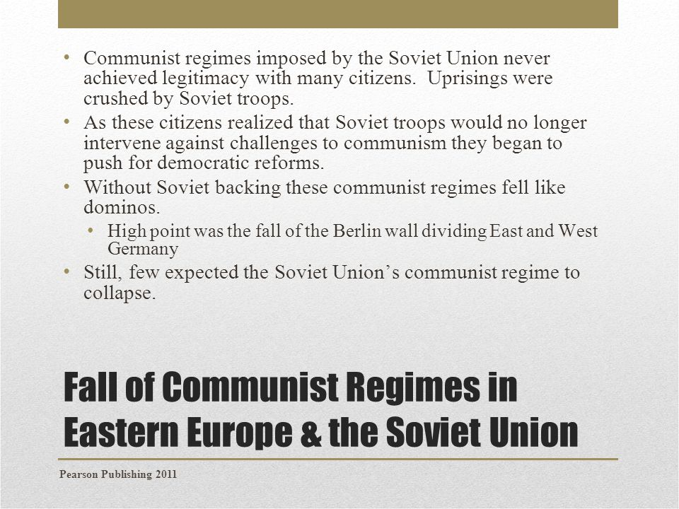 why did the soviet union intervene Why did the soviet union collapse as one of the super powers in the past, it is highly interesting to know the soviet union collapsed it was considered as the legitimate successor of the russian empire.