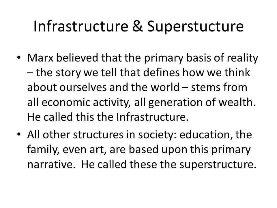 Infrastructure & Superstucture