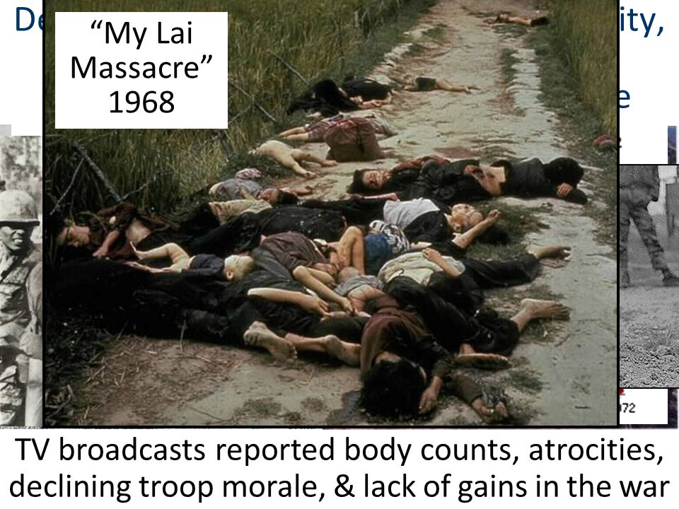 Television Made Vietnam A Living Room War
