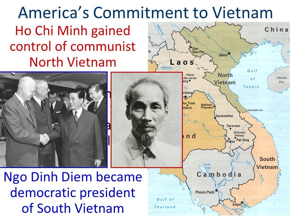 America's Commitment to Vietnam