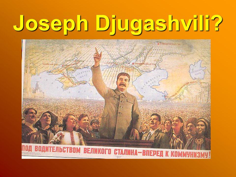 Joseph Djugashvili