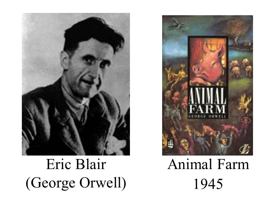 Eric Blair (George Orwell)