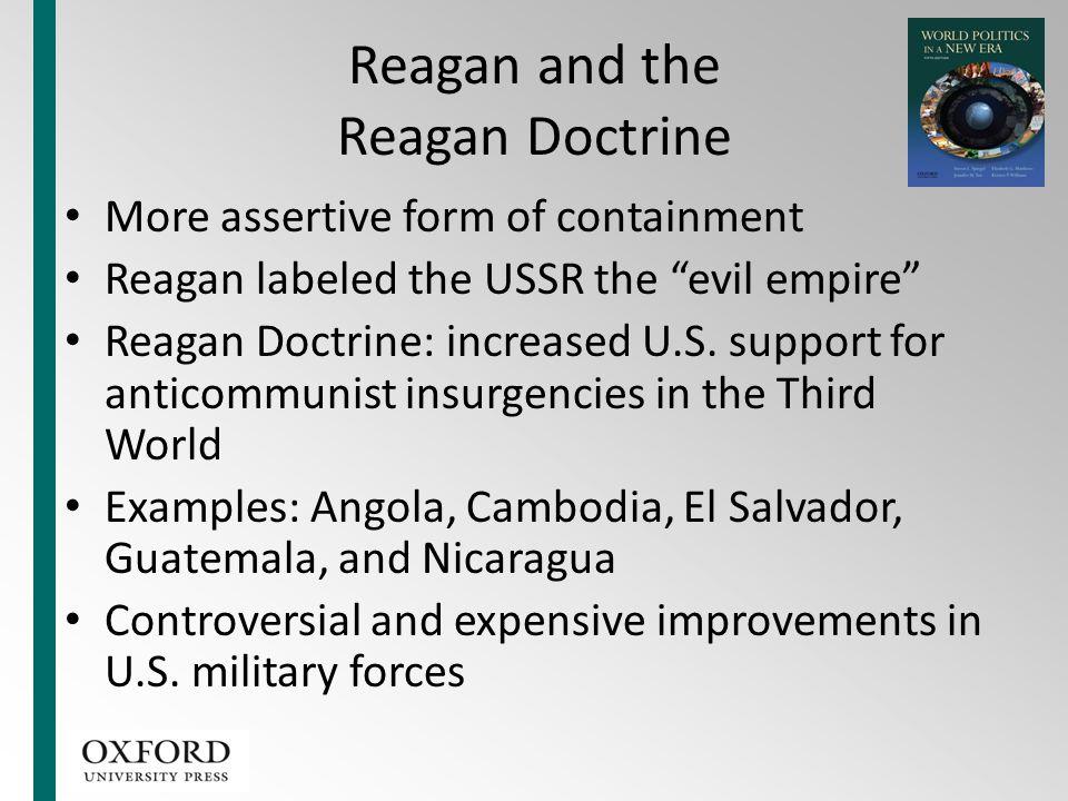 Reagan and the Reagan Doctrine