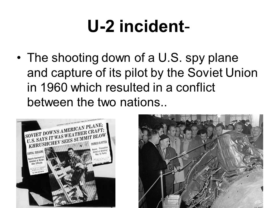 U-2 incident-