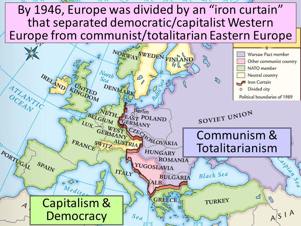 Communism & Totalitarianism