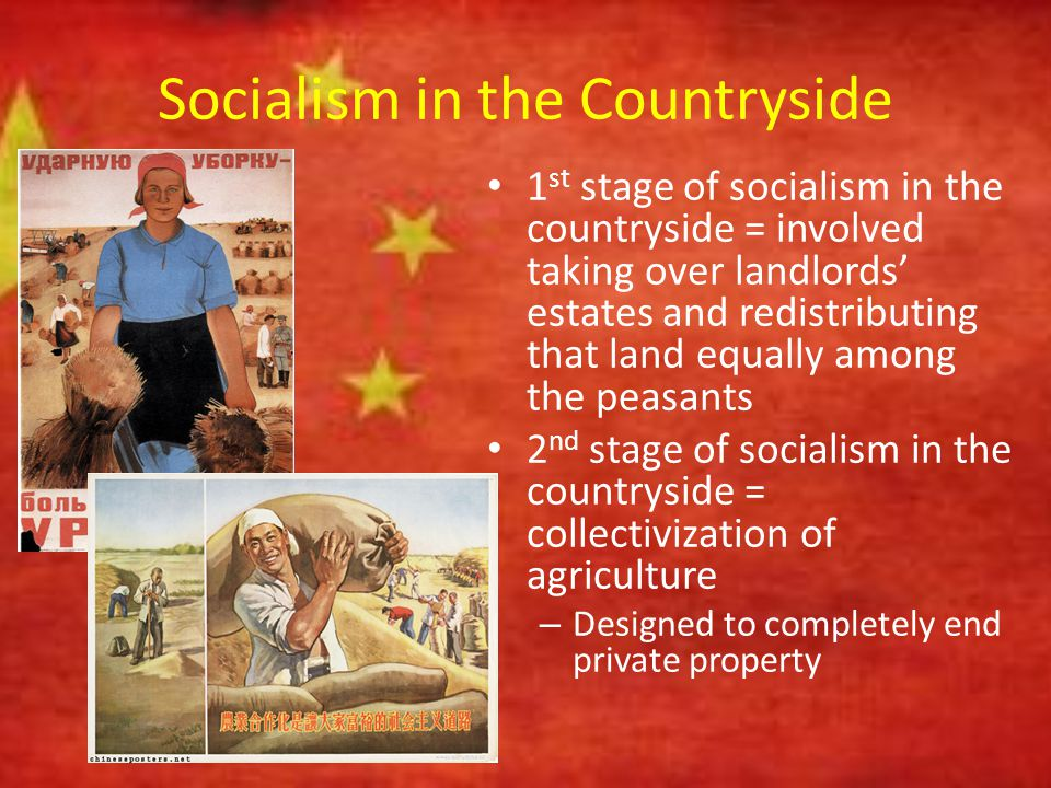 Socialism in the Countryside