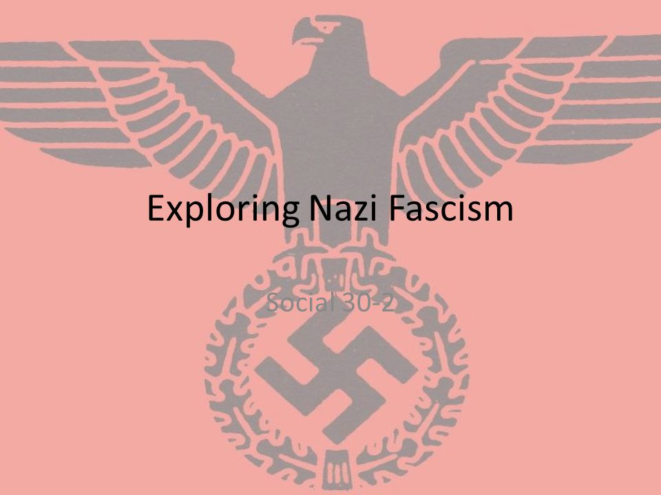 the differences between german nazism italian fascism and soviet communism Such as italian fascism, spanish falange and german  the main difference between fascism and nazism is rooted  differences between fascism and nazism, .