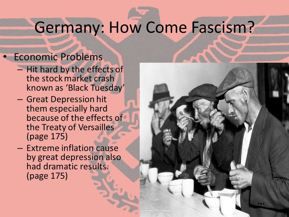 Germany: How Come Fascism