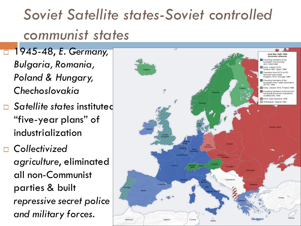USSR VS USA Communism Government is run by 1 party - ppt download