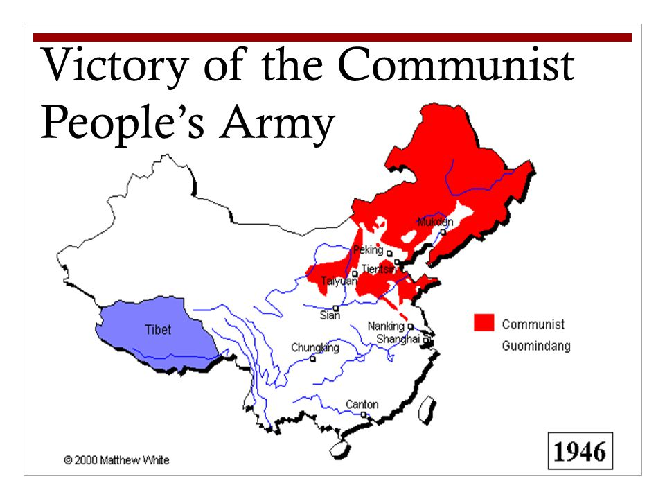 Victory of the Communist People's Army
