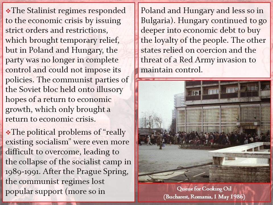 (Bucharest, Romania, 1 May 1986)