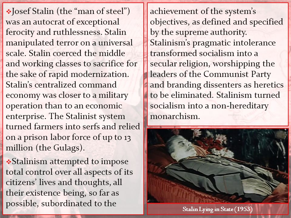 Stalin Lying in State (1953)