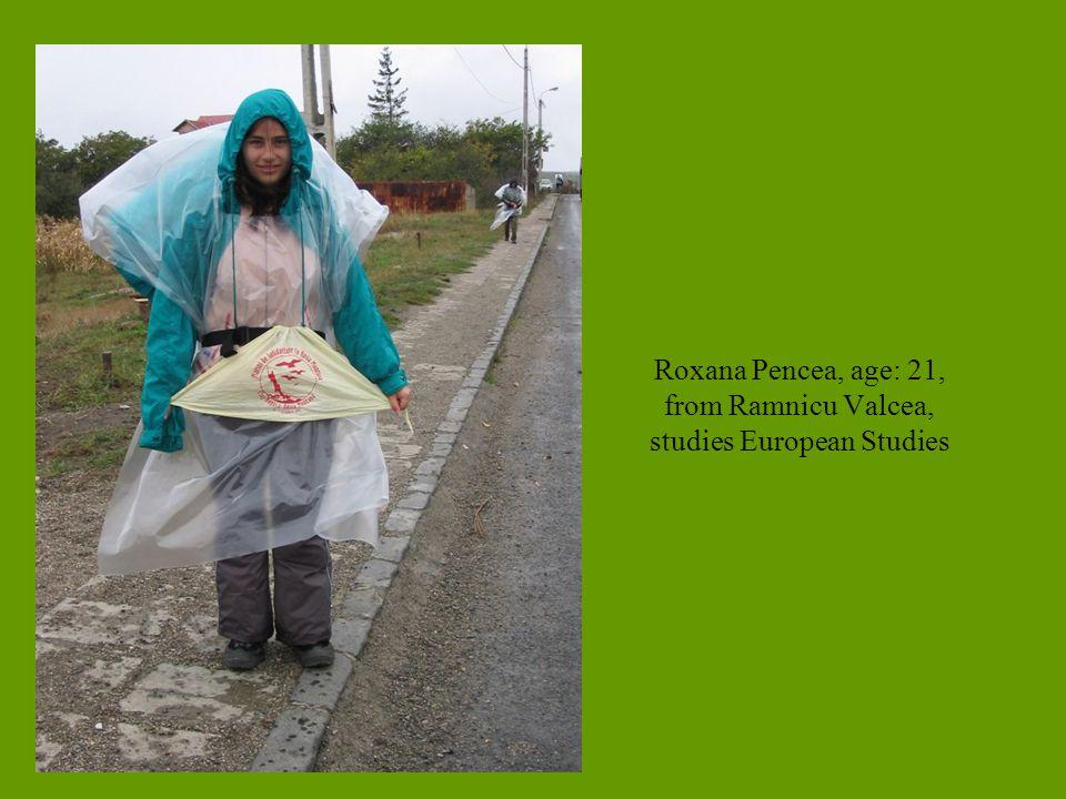 Roxana Pencea, age: 21, from Ramnicu Valcea, studies European Studies