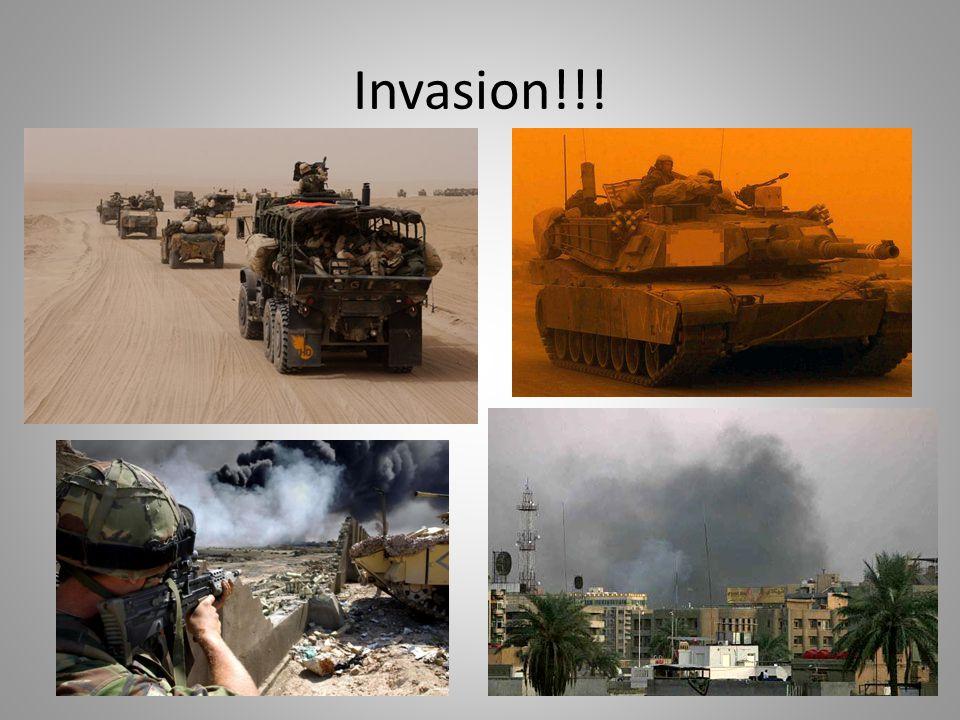 Invasion!!!