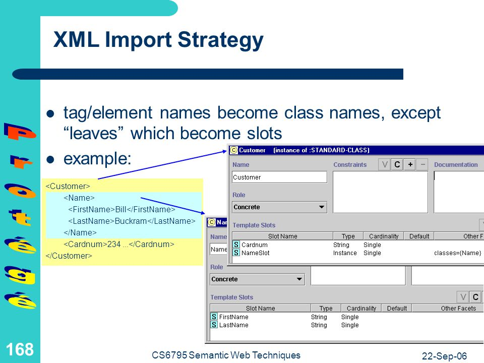 Example (Import): Book Order