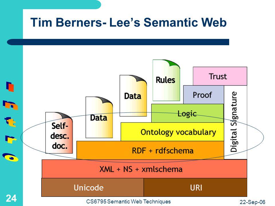 Ontology Web Language: W3C