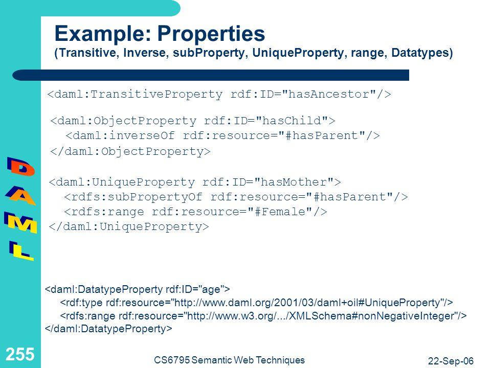 Using User-defined Datatypes (based on XML Schema)
