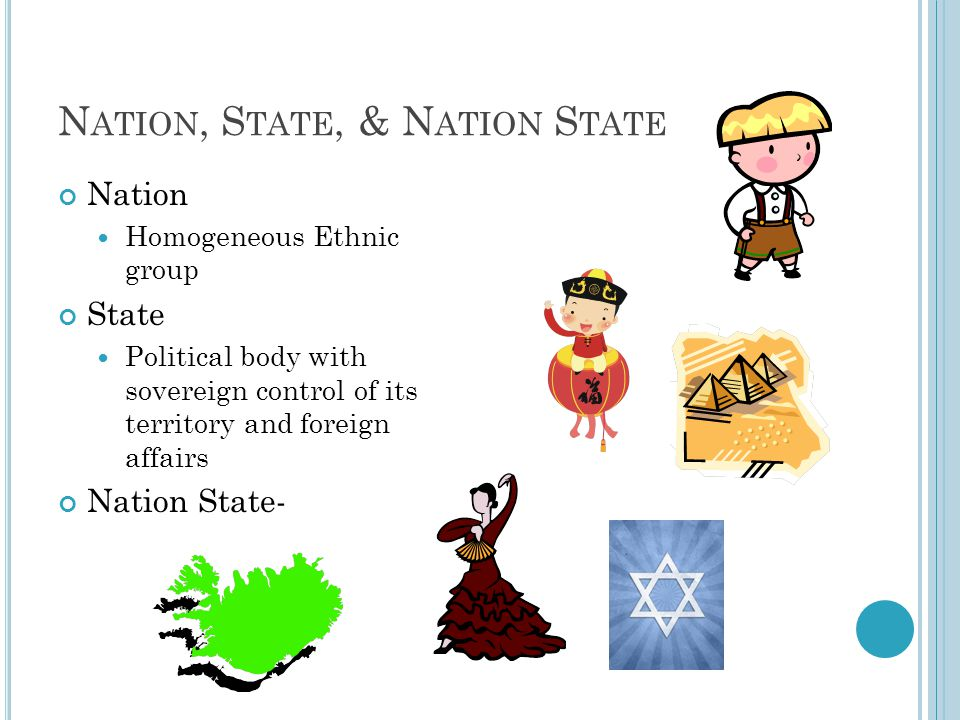 Nation, State, & Nation State