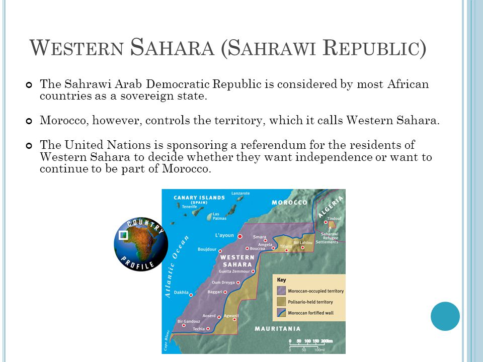 Western Sahara (Sahrawi Republic)