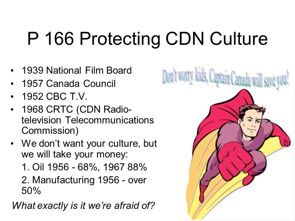 P 166 Protecting CDN Culture