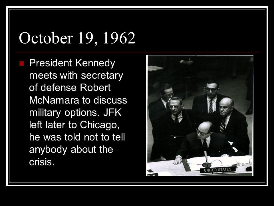 October 19, 1962
