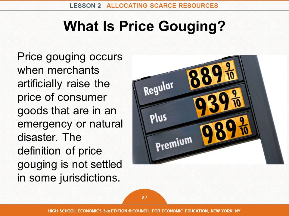 What Is Price Gouging