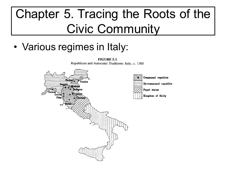 Chapter 5. Tracing the Roots of the Civic Community