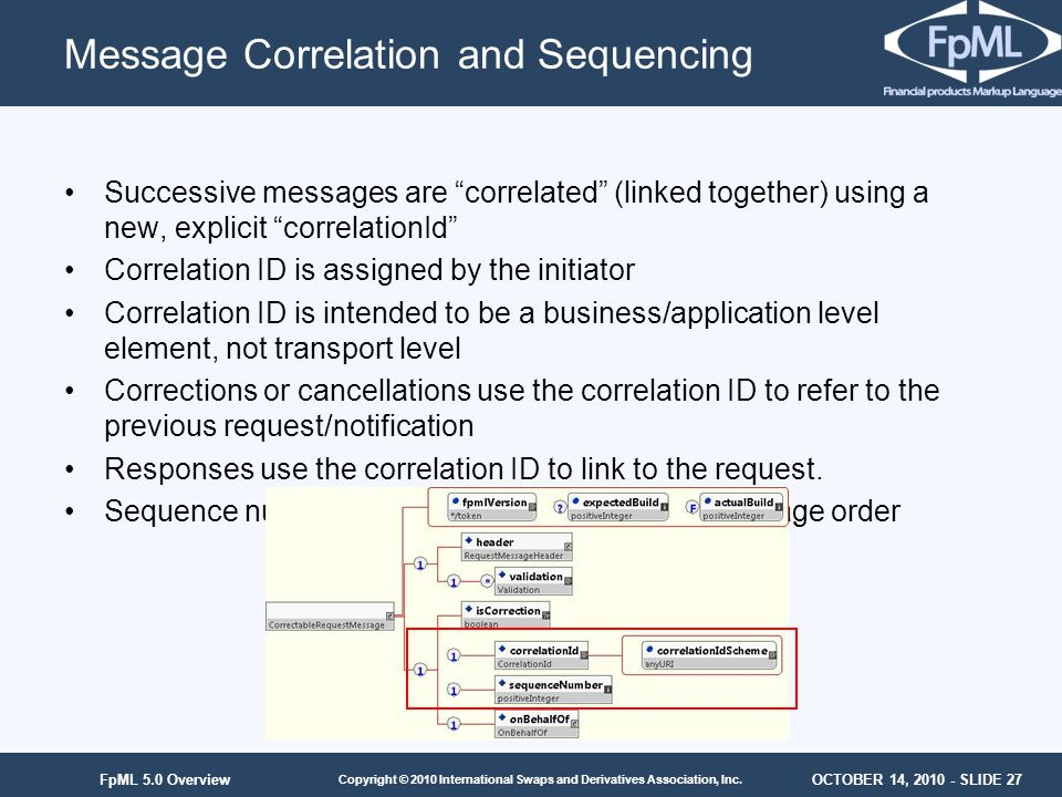 Message Correlation and Sequencing