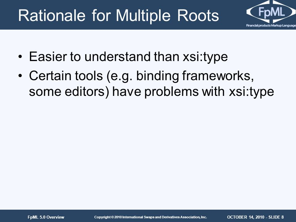 Rationale for Multiple Roots