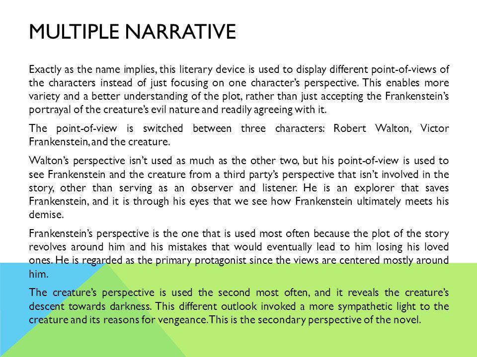 Multiple Narrative