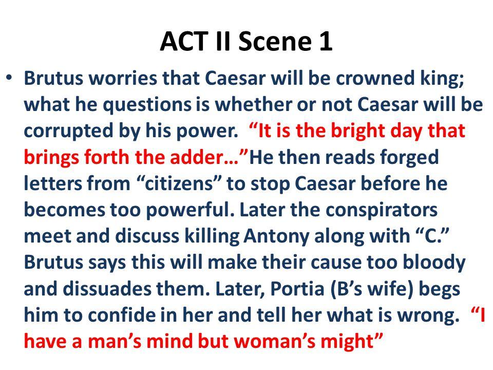 ACT II Scene 1