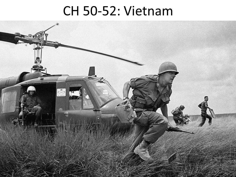 CH 50-52: Vietnam