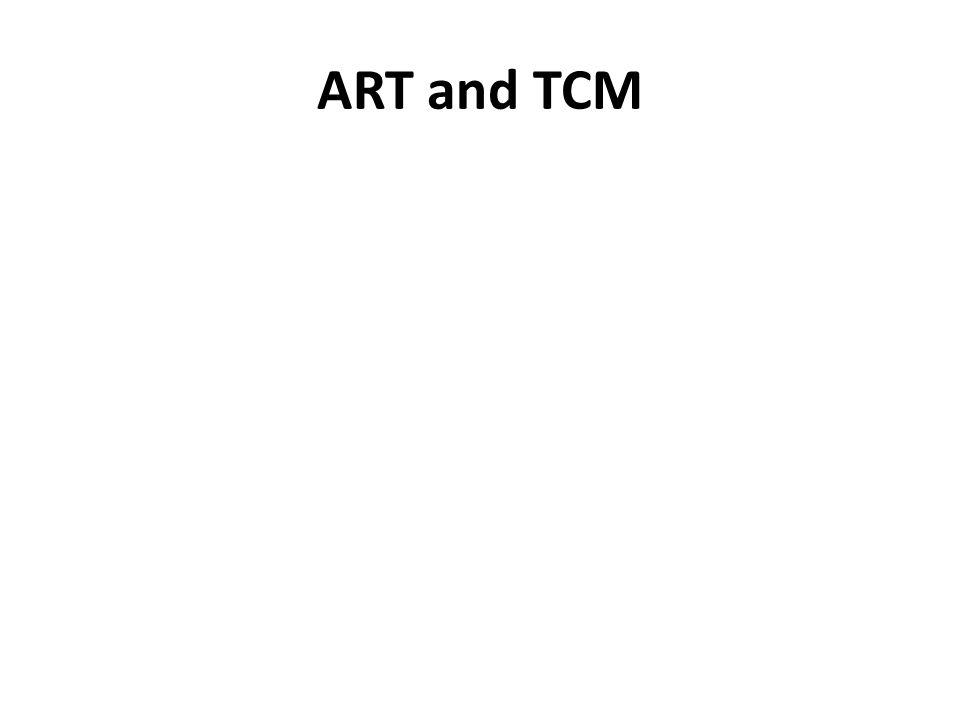 ART and TCM
