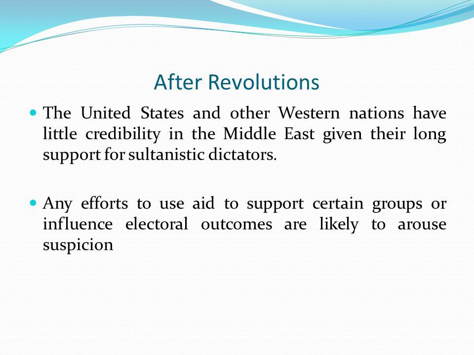 After Revolutions