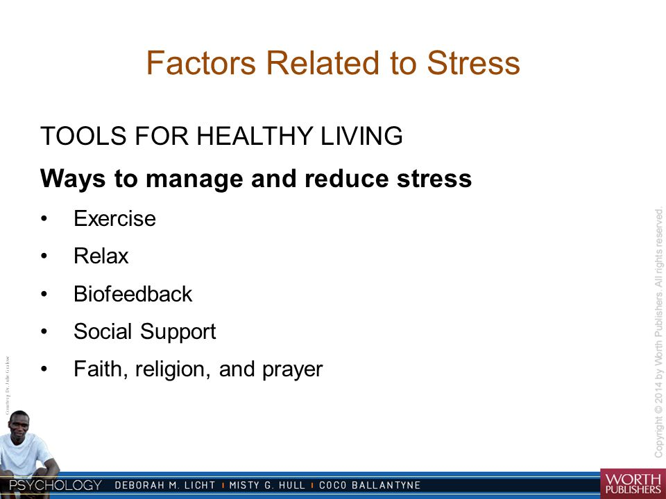 Factors Related to Stress