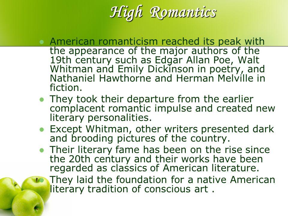 High Romantics