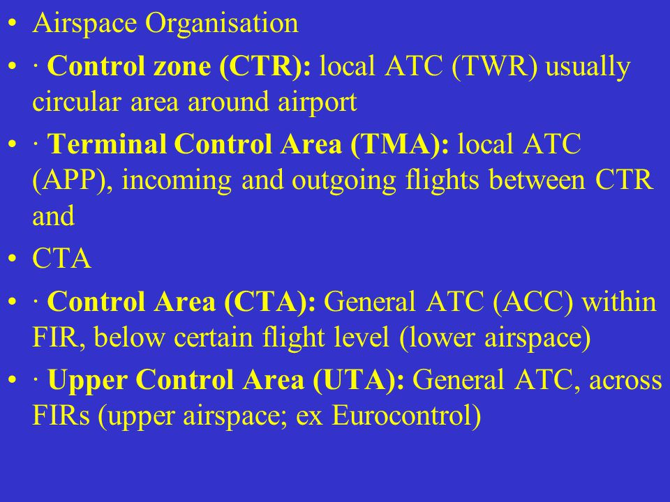 Airspace Organisation