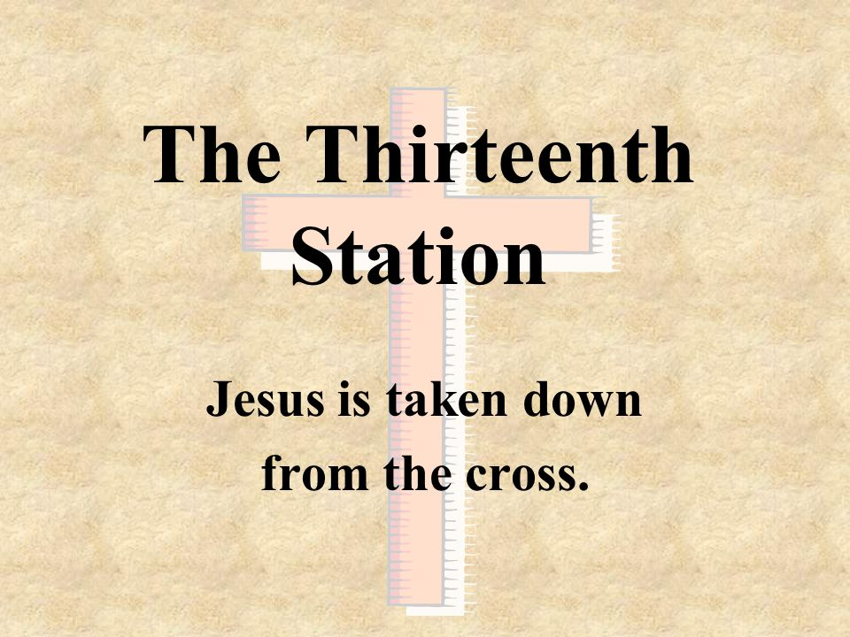 The Thirteenth Station