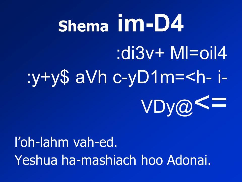 :y+y$ aVh c-yD1m=<h- i-VDy@<=