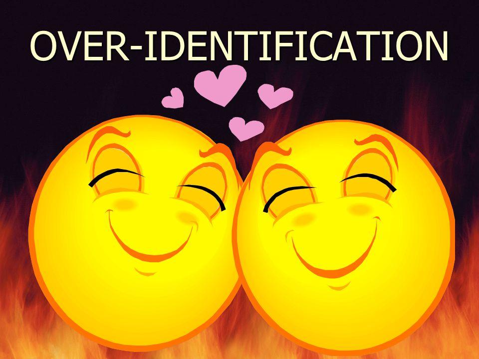 OVER-IDENTIFICATION