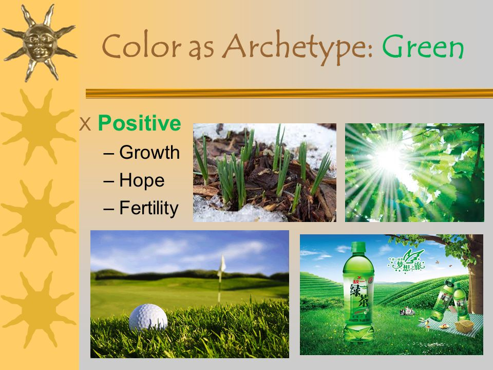 Color as Archetype: Green